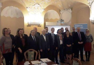 Inauguracyjne spotkanie Komitetu Sterującego