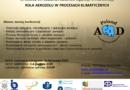 """Poland-AOD zaprasza na IV e-Konferencję naukową """"ROLA AEROZOLU W SYSTEMIE KLIMATYCZNYM"""""""